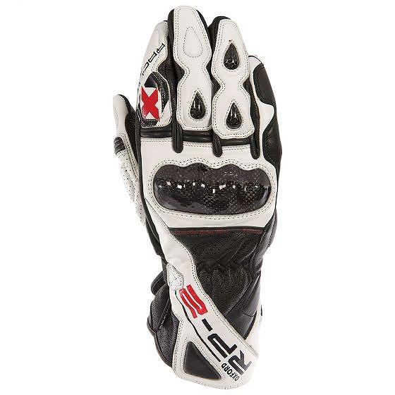☆【Oxford】RP-2夏用オートバイ用手袋 White / Black | M