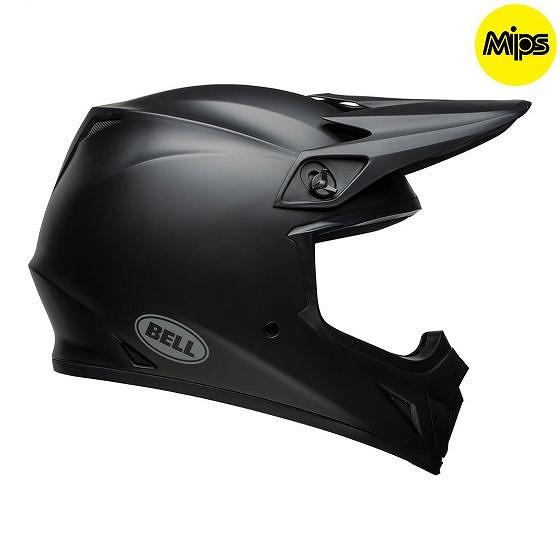 ☆【Bell】MX-9 MIPSプレインモトクロスヘルメット