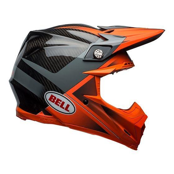 ☆【Bell】Moto-9フレックスグラフィックモトクロスヘルメット