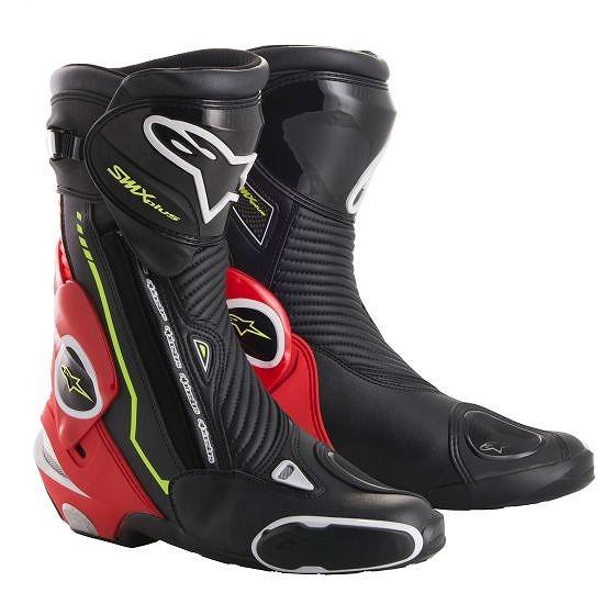 ☆【Alpinestars】S-MX Plusオートバイブーツ White Black/ Red Eur Fluro/ | White/ Yellow Fluro | UK 11/ Eur 46, スマートフォンアクセサリー Finon:47a81f74 --- vidaperpetua.com.br