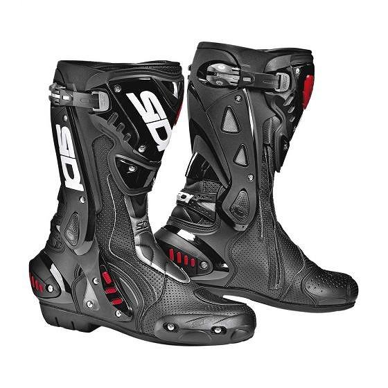 ☆【Sidi】STエアーオートバイのブーツ Black