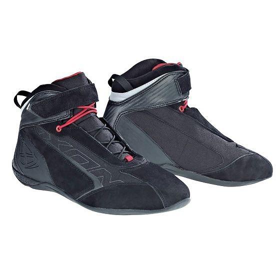 【送料無料キャンペーン?】 ☆【Ixon】スピーダーオートバイブーツ Black/ Red UK | 11 UK 11// Eur 46, ガンキング:58b16206 --- ullstroms.se