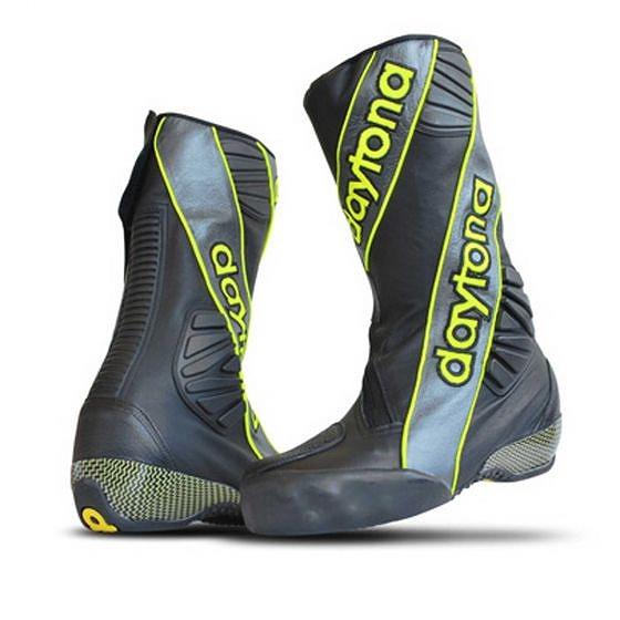 ☆【Daytona】セキュリティーEvoオートバイのブーツの外輪モデル