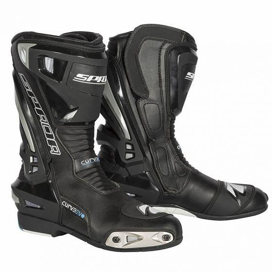 ☆【Spada】カーブEvo防水バイクのブーツ