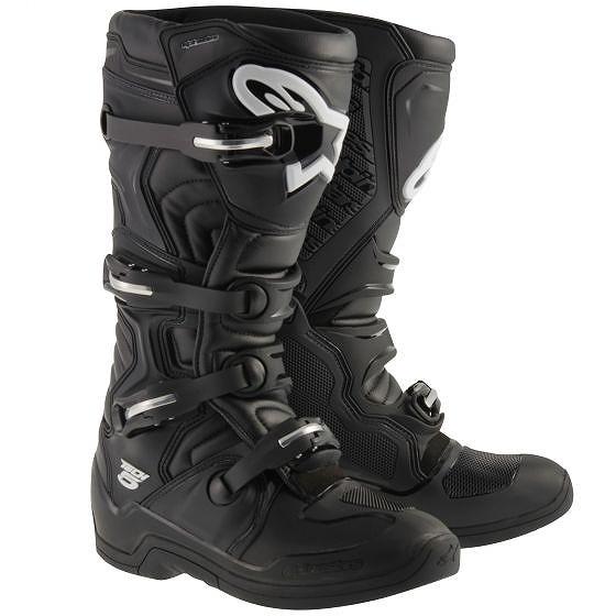 ☆【Alpinestars】Tech 5 Motocross Boot Black