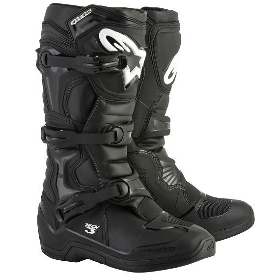 ☆【Alpinestars】Tech 3 Motocross Boot in Black