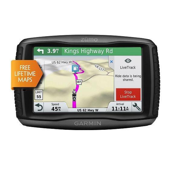 ☆【Garmin】Zumo 595 LM GPSナビゲーションシステム