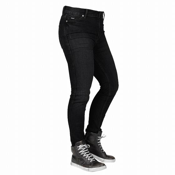 (AA) Black / Jeans】レディースタクティカルSP75 ☆【Bull-it Stone ストレートバイクジーンズ