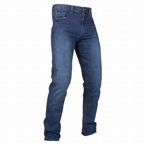 ☆【Bull-it Jeans】メンズ タクティカル SP75 (AA) ストレートバイクジーンズ Trident Blue