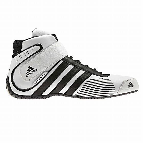 ☆【Adidas】デイトナレースブーツ ホワイト/ブラック