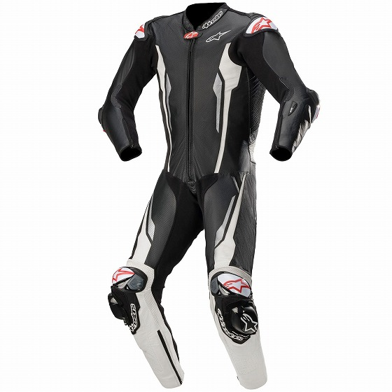 ☆【Alpinestars】レーシングアブソリュートレザーオートバイスーツ - Tech Air Compatible