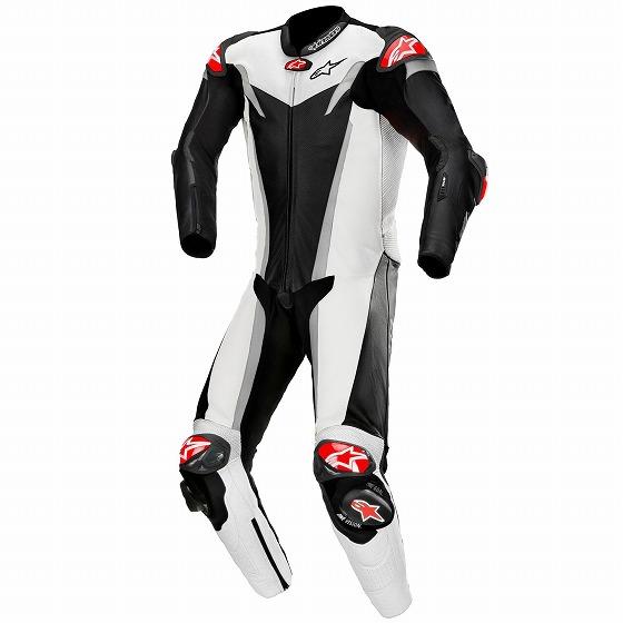 ☆【Alpinestars】GP Tech V3レザーオートバイスーツ - Tech Air Compatible