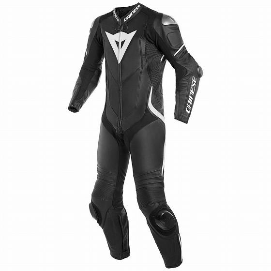 ☆【Dainese】ラグーナセカ4 1ピース穿孔レザーオートバイのスーツ