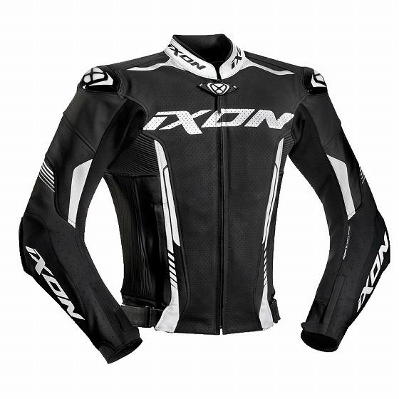 ☆【Ixon】Vortex 2レザーオートバイジャケット