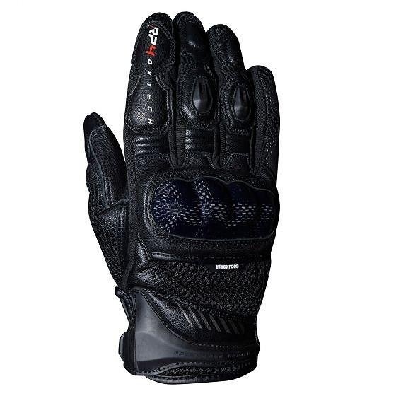 ☆【Oxford】RP-4 2.0スポーツバイクグローブ ブラック 黒