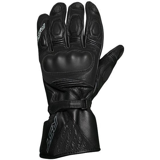 ☆【RST】GTオートバイグローブ ブラック 黒