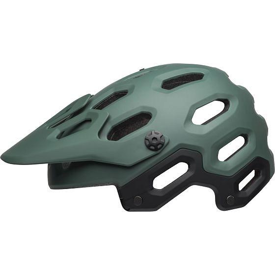 L MTBヘルメット / Matte Orange (58-62cm) ☆【Bell】スーパー3 Green |