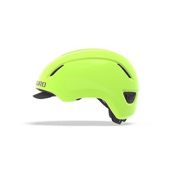 ☆【Giro】ケーデンヘルメット Matte Highlight Yellow   M (55-59cm)