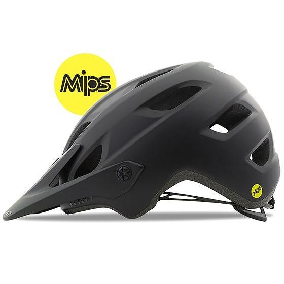 ☆【Giro】クロニクルMIPS MTBヘルメット Matte Black / Gloss Black | L