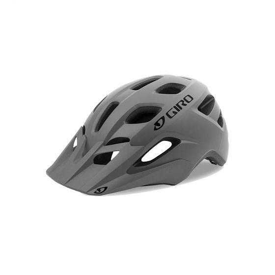 ☆【Giro】フィクスチャーMTBヘルメット Matte Grey