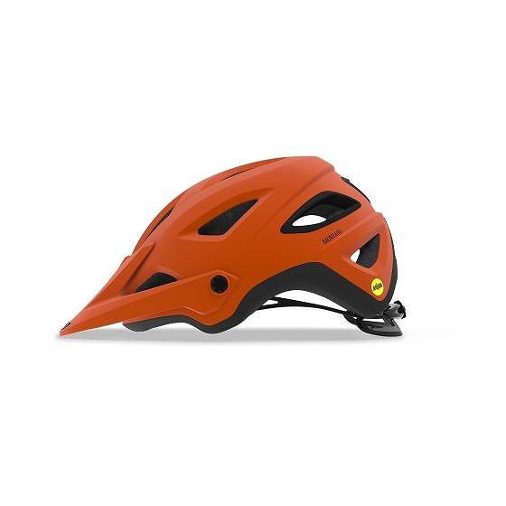☆【Giro】山脈MIPSマウンテンバイクヘルメット Matte Orange | S