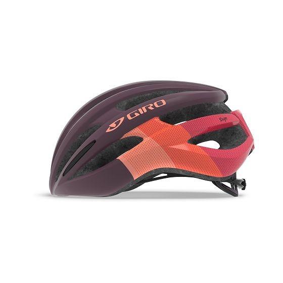 ☆【Giro】佐賀レディースロードヘルメット Matt Dusty Purple | M