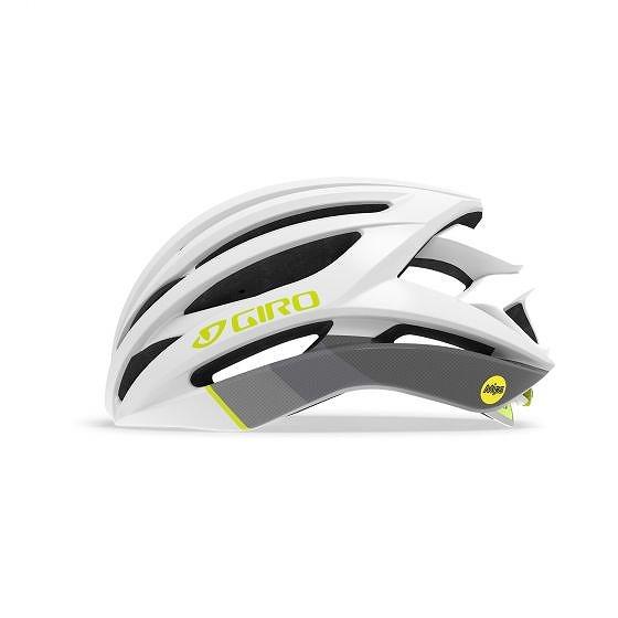 ☆【Giro】Seyen MIPSレディースロードヘルメット White Heatwave | S