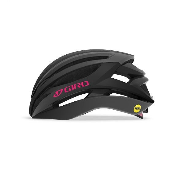 ☆【Giro】Seyen MIPSレディースロードヘルメット Matte Black / Pink | S