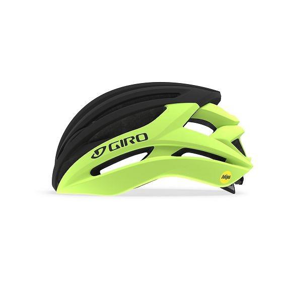 ☆【Giro】構文MIPSロードヘルメット Highlight Yellow / Black | S (51-55cm)