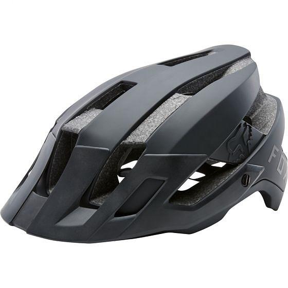 ☆【Fox Clothing】フラックスヘルメット Black | L/XL