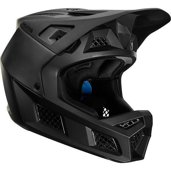 ☆【Fox Clothing】Rampage Proカーボンヘルメット Matte Black | L
