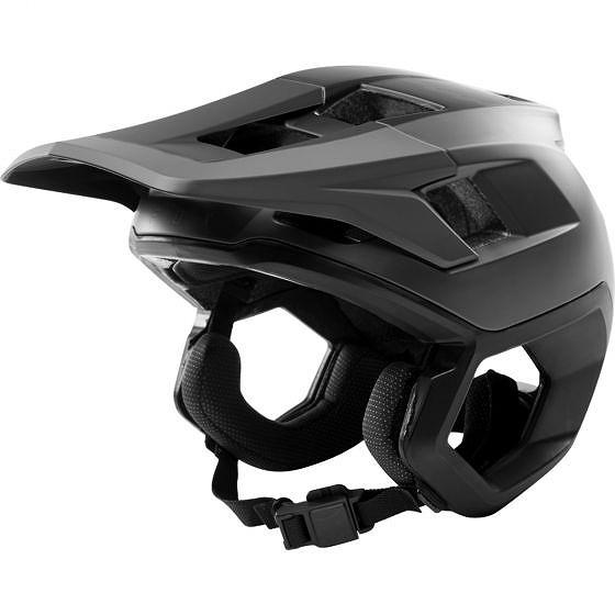 ☆【Fox Clothing】ドロップフレームヘルメット Black   XL