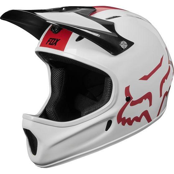 ☆【Fox Clothing】ランペイジヘルメット White | XL