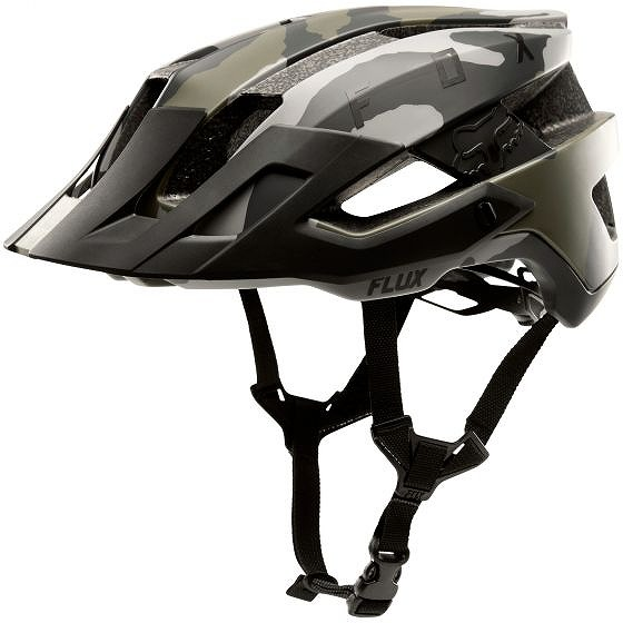 ☆【Fox Clothing】フラックスヘルメット Green Camo | XS/S