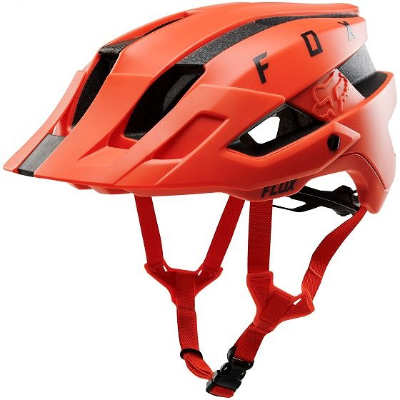☆【Fox Clothing】フラックスヘルメット Orange Crash | L/XL