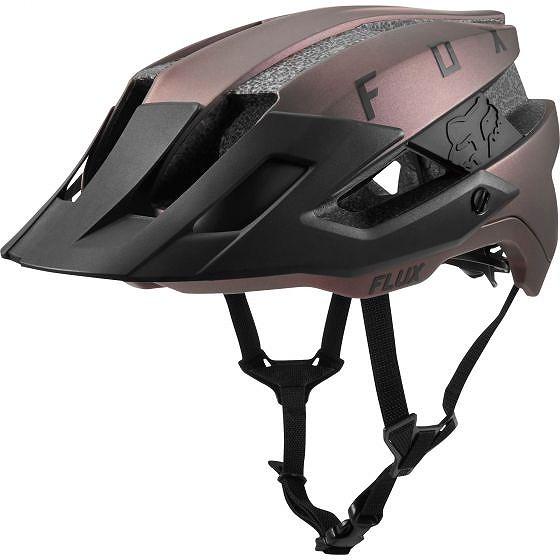 ☆【Fox Clothing】フラックスヘルメット Solid Black Iridium | XS/S