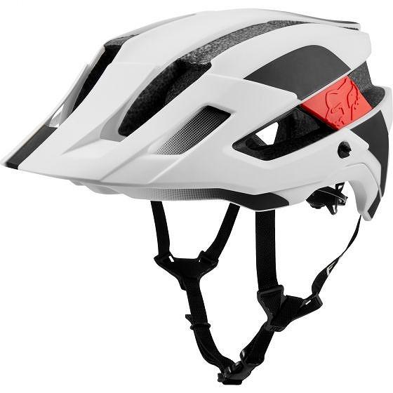 ☆【Fox Clothing】Flux MIPSヘルメットコンジット White / Black | L/XL