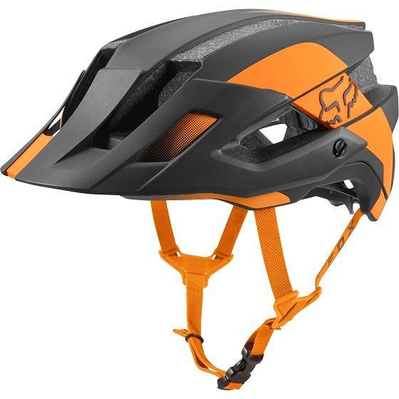 ☆【Fox Clothing】Flux MIPSヘルメットコンジット Atomic Orange | XS/S