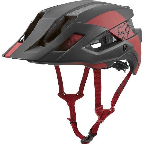 ☆【Fox Clothing】Flux MIPSヘルメットコンジット Cardinal | L/XL