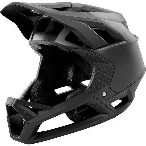 ☆【Fox Clothing】プロフレームヘルメット Matte Black | M