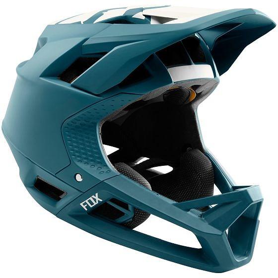 ☆【Fox Clothing】プロフレームヘルメット Maui Blue | XL