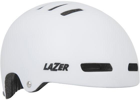 ☆【Lazer】アーマーヘルメット Matt White   S