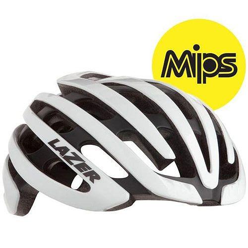 ☆【Lazer】Z1 MIPSヘルメット White | S