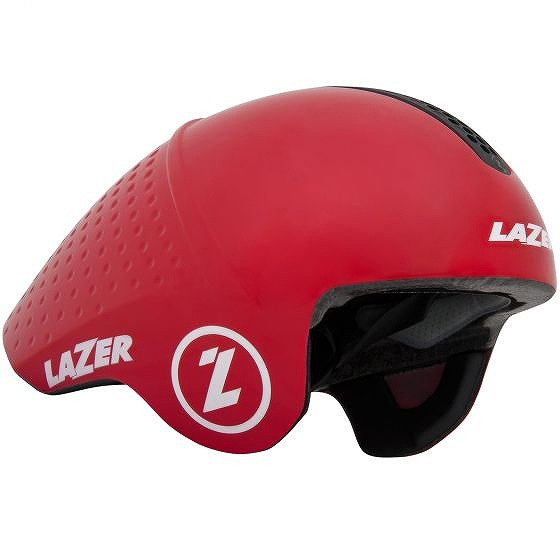 ☆【Lazer】Tardiz 2ヘルメット Red | M