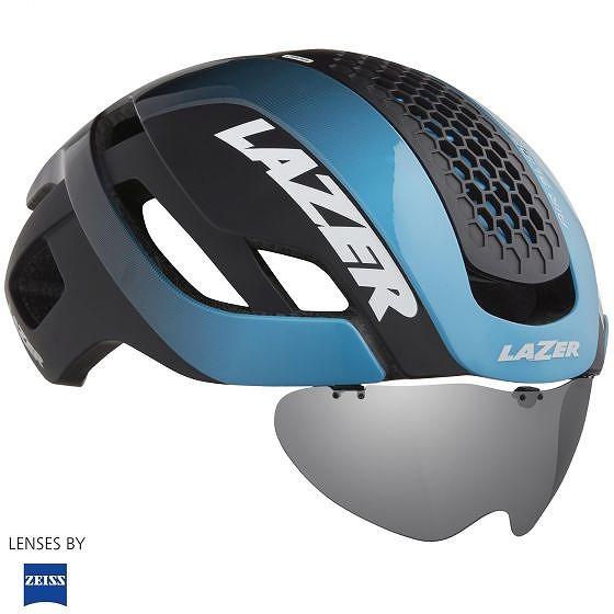 ☆【Lazer】Bullet 2.0ヘルメット Blue / Black | L