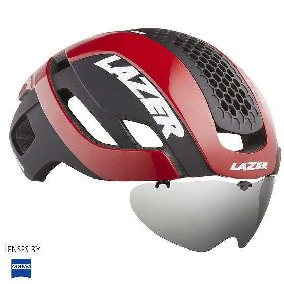 ☆【Lazer】Bullet 2.0ヘルメット Red   S