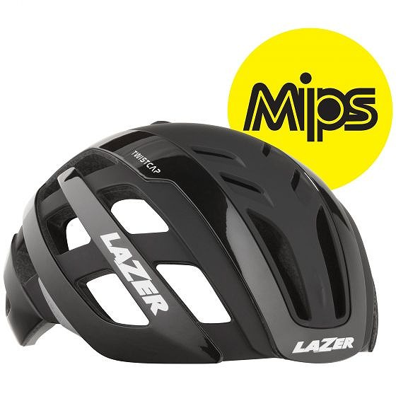 ☆【Lazer】Century MIPSヘルメット Matt Black | L