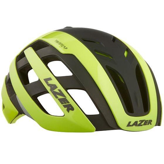 ☆【Lazer】世紀のヘルメット Flash Yellow   M