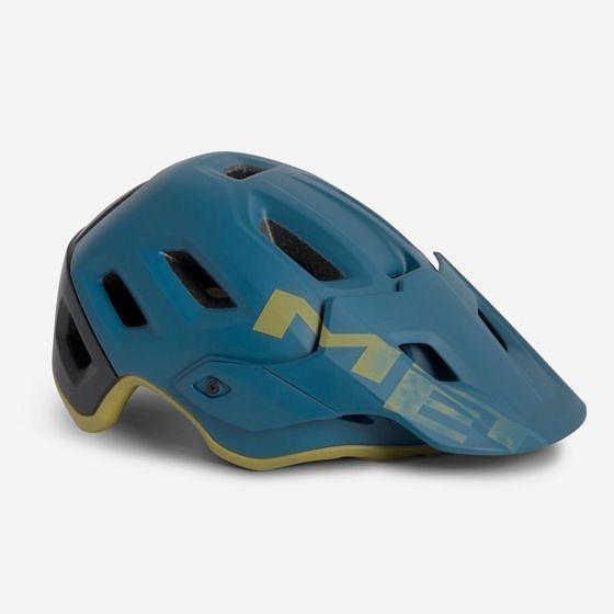 ☆【MET】ロームヘルメット Blue / Sand | L