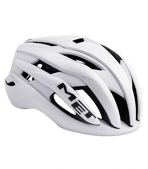 ☆【MET】30ヘルメット White | M